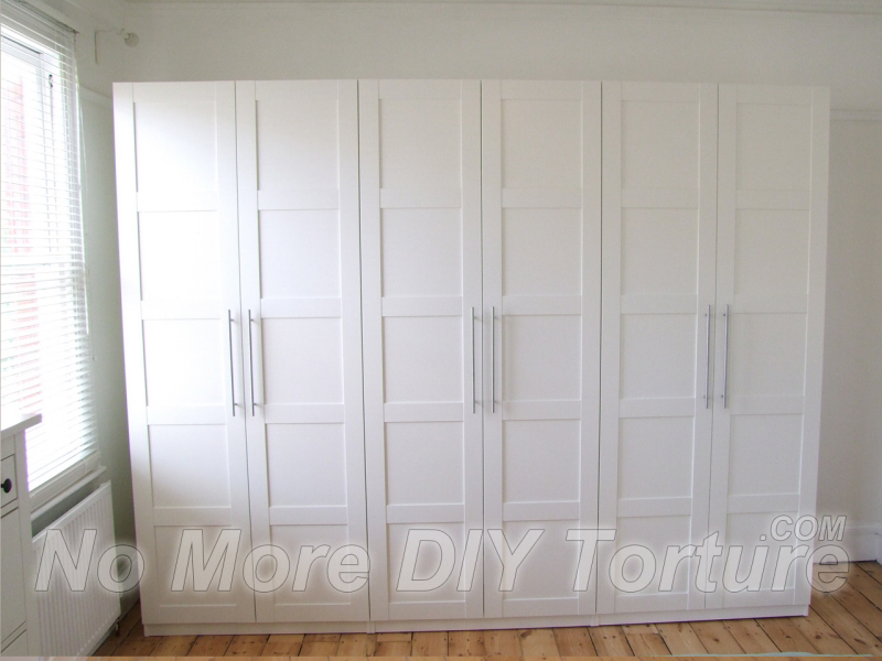 Wardrobe Assembly Flatpack Assembly Wardrobes Delivery